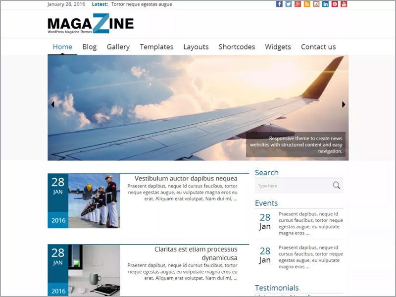 News-Magazine-Theme