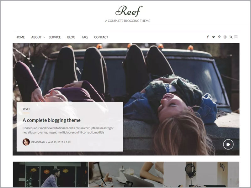 Reef-Magazine-Theme