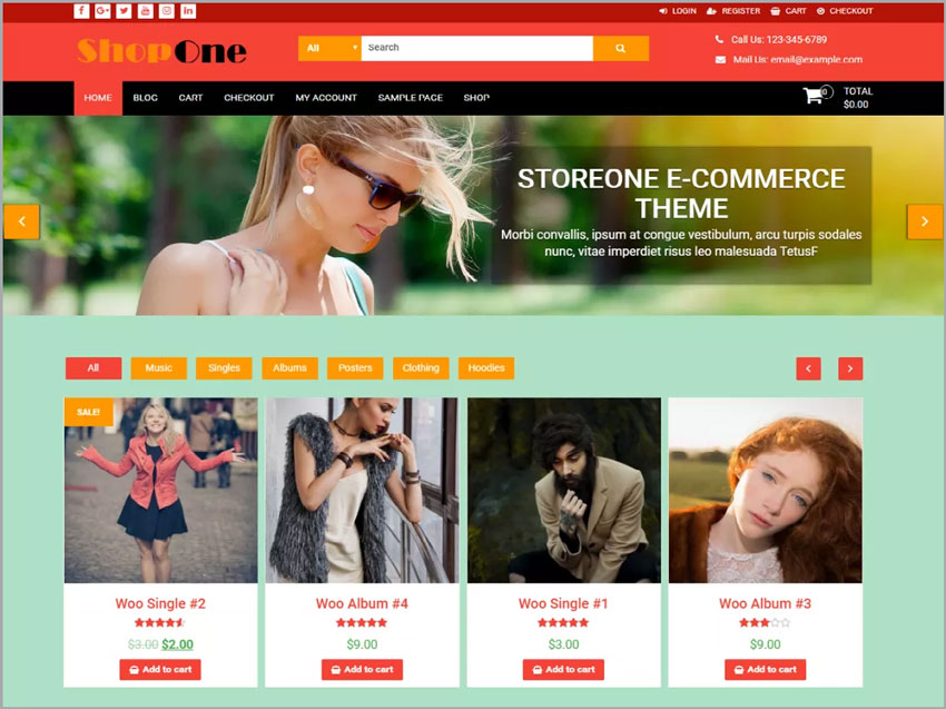 ShopOne-Best-WP-Ecommerce-Theme