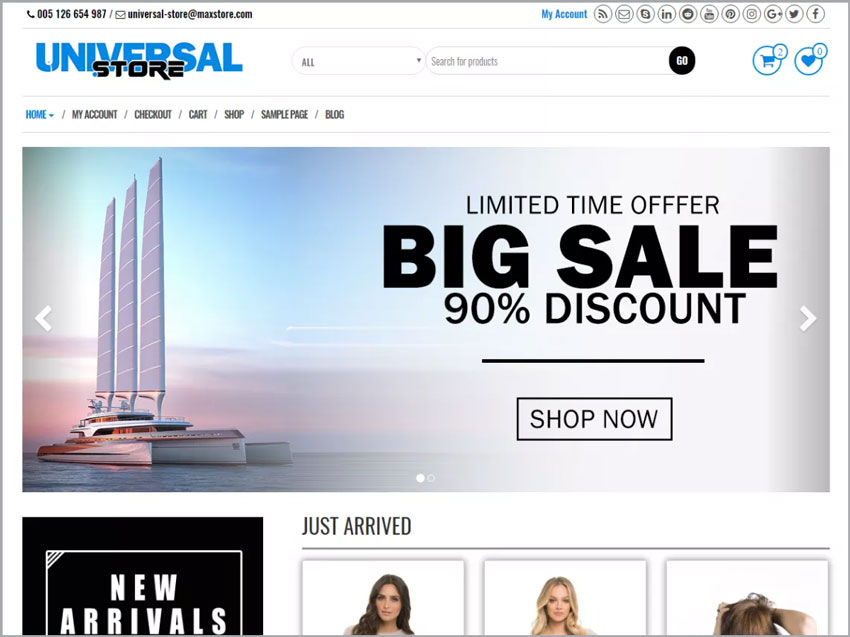 Universal-Store-Wordpress-Ecommerce-Theme
