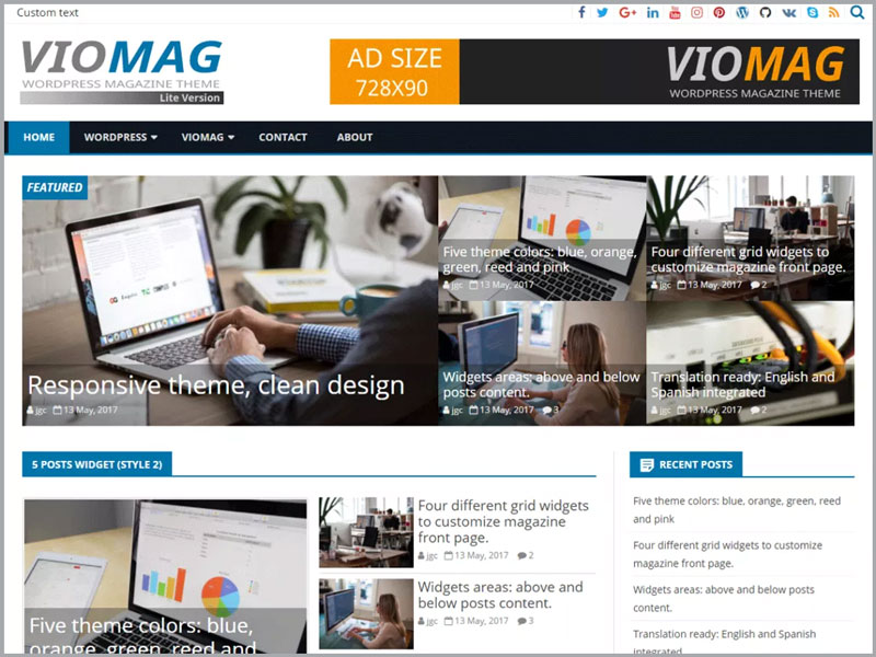 VioMag-Magazine-WP-Theme