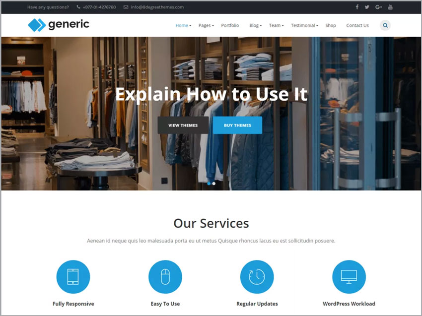 WP-Generic-Free-Generic-Wordpress-Theme