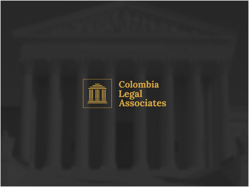 Colombia-Legal-Associates-Logo-Design