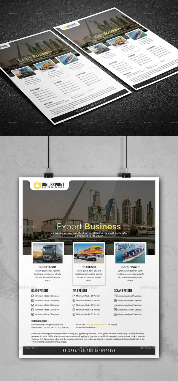 Export-Business-Flyer