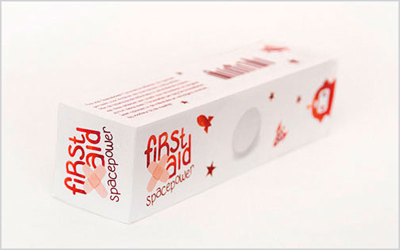 First-Aid-Cool-Medicine-packaging