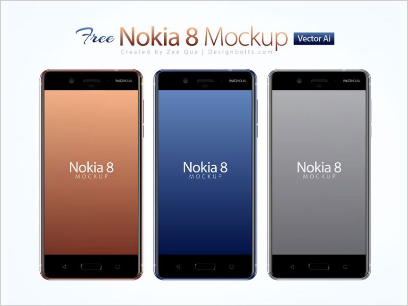 Free-Nokia-8-Android-Smartphone-Mockup