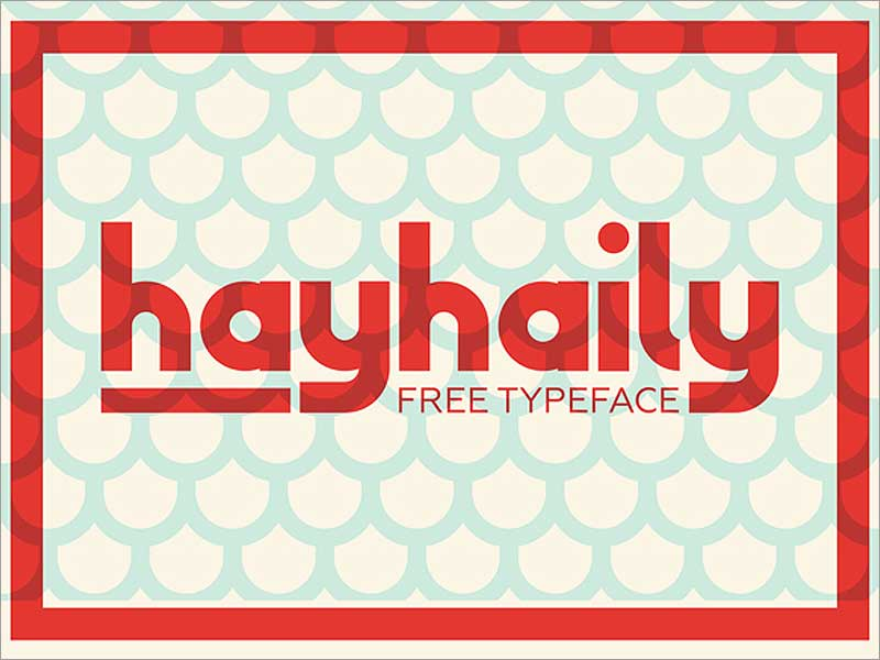 Hayhaily-Free-Font