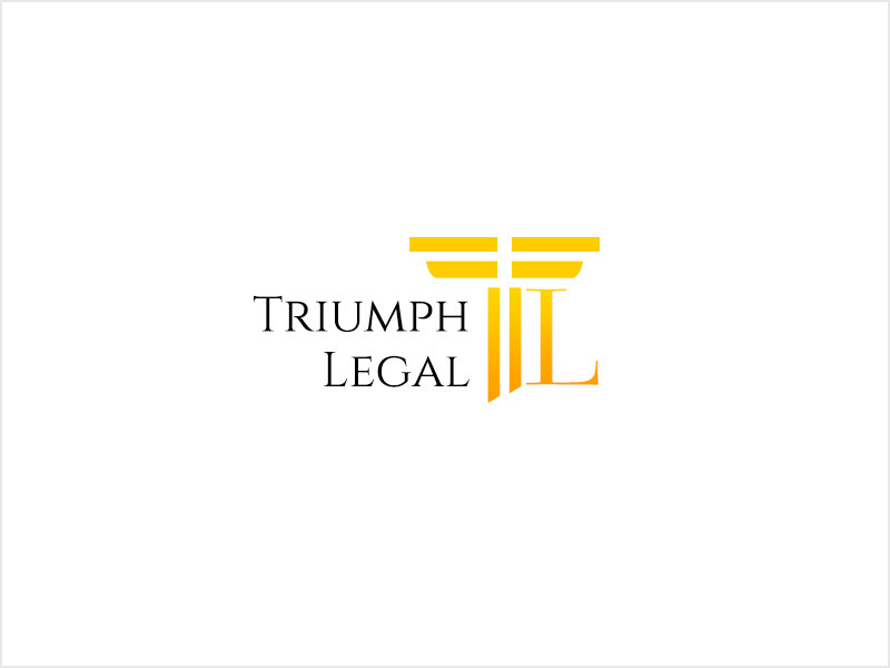 Triumph-Legal-Logo-Design