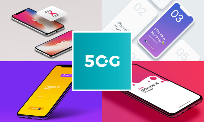 50-Newest-Free-iPhone-X-Mockups-of-2018