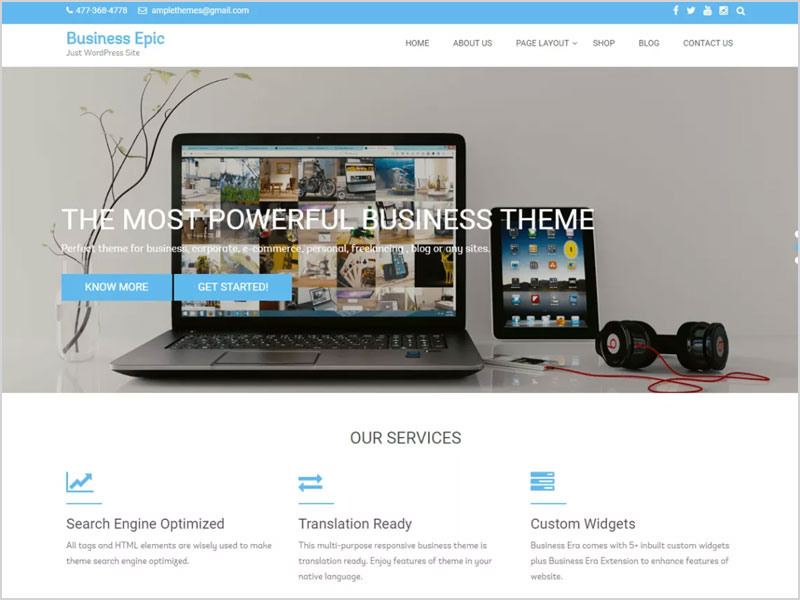 Business-Epic-Free-WP-Theme