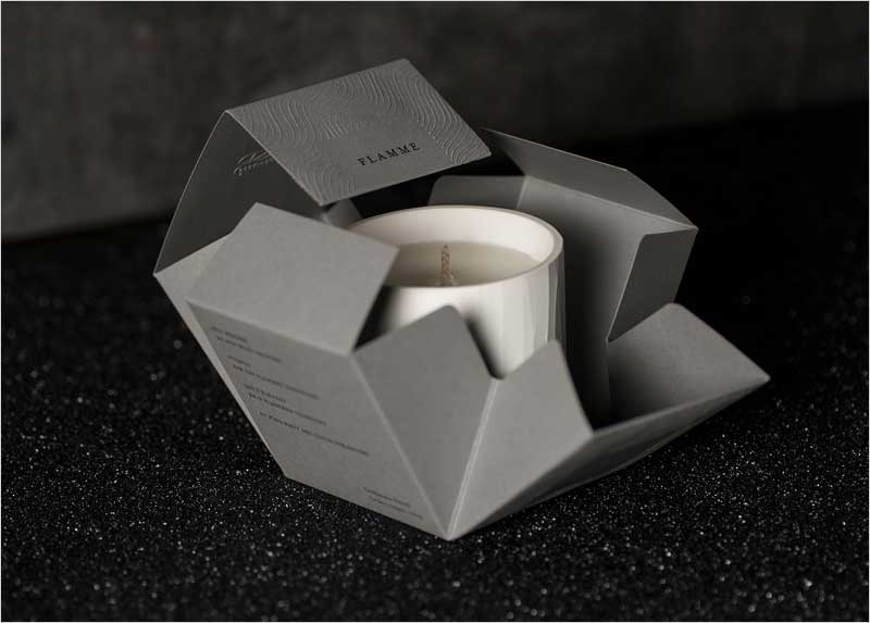 Candles-Packaging