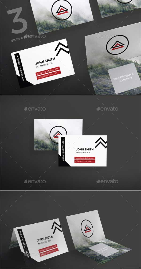 Climbing-Business-Card