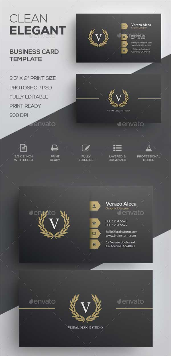 Elegant-Business-Card-Template