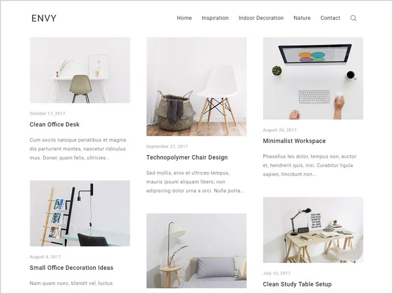 Envy-Blog-Free-WP-Theme