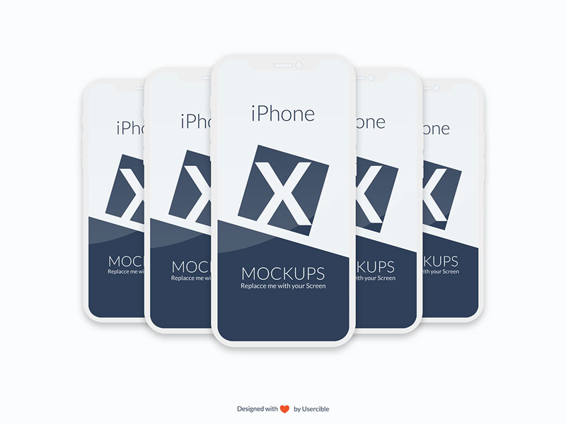 Free-iPhone-X-Presentation-Mockups