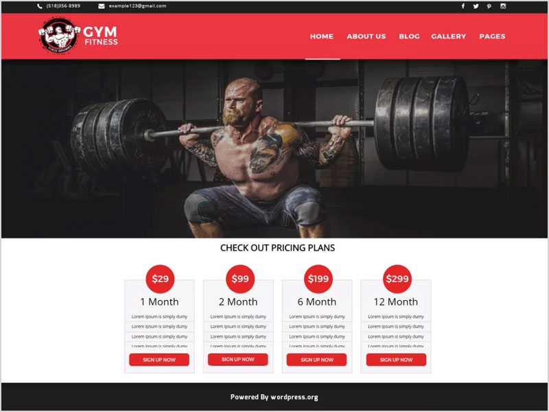 Gymfitness-Free-WP-Theme