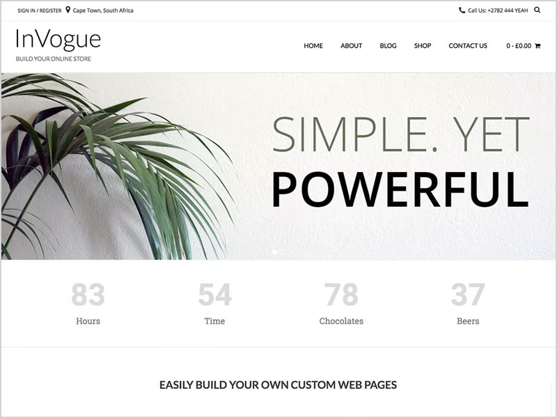 InVogue-Free-WP-Theme