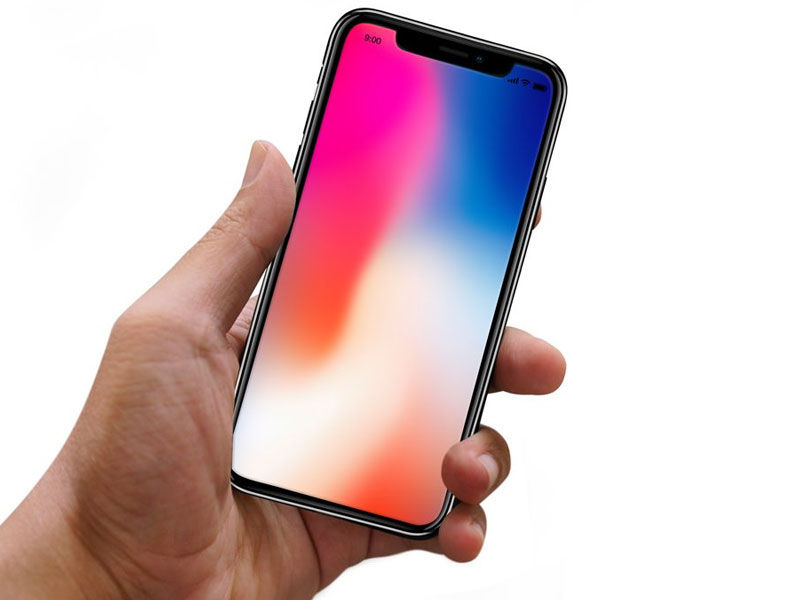 Male-Hand-holding-iPhone-X-Mockup