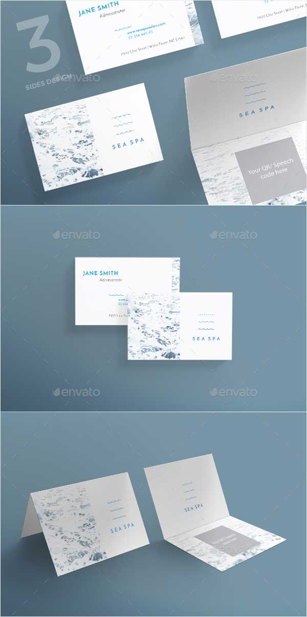 Spa-Weekend-Business-Card