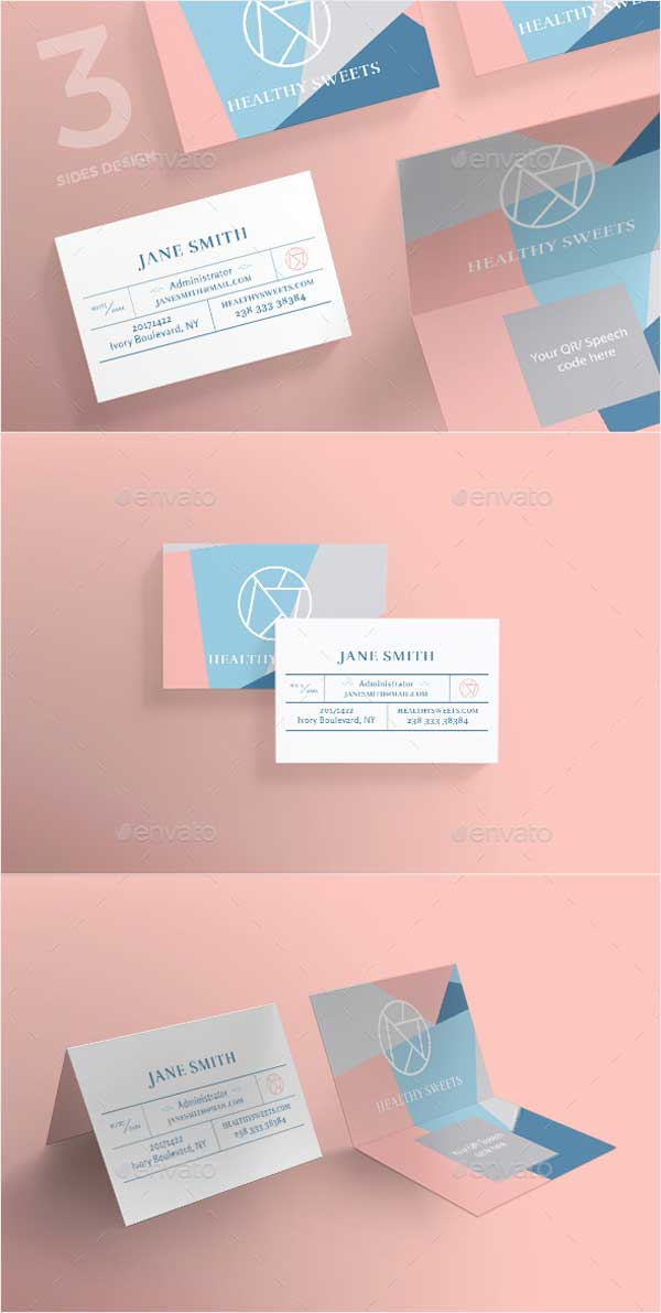Sweets-Business-Card