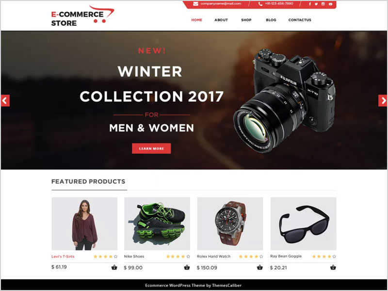 TC-E-Commerce-Shop-Free-WP-Theme