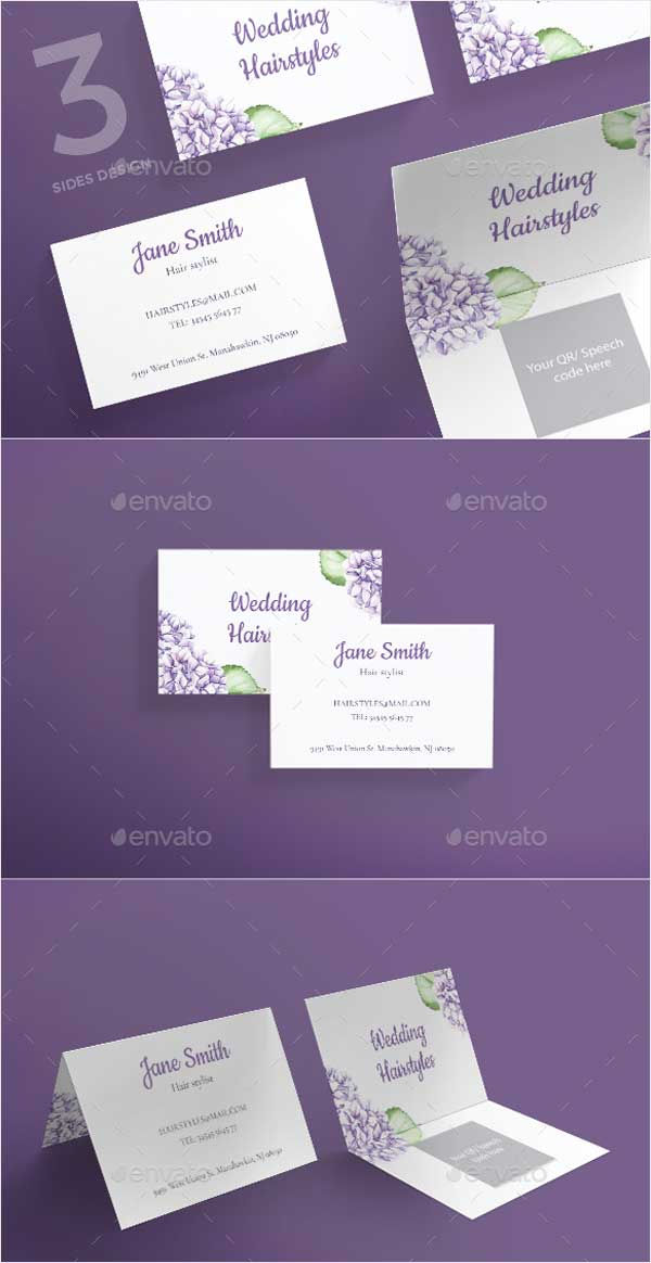 Wedding-Hairstyles-Business-Card