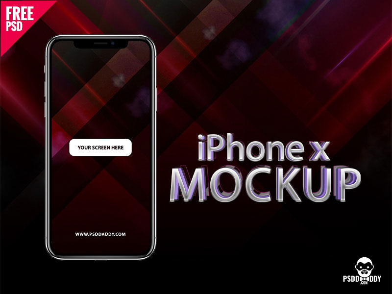 iPhone-X-PSD-Mockup1