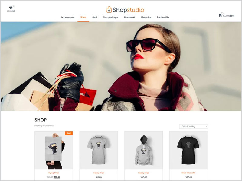 shopstudio-Free-WP-Theme