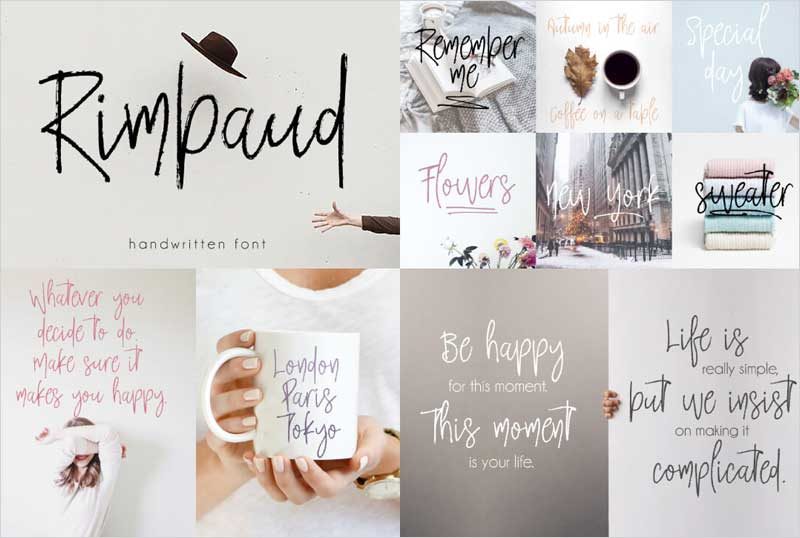 50-Script,-Display-&-Sans-Serif-Fonts-Collection-For-Creative-Designers-22