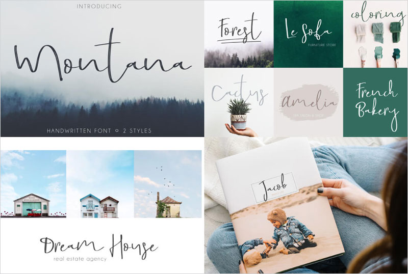 50-Script,-Display-&-Sans-Serif-Fonts-Collection-For-Creative-Designers-8