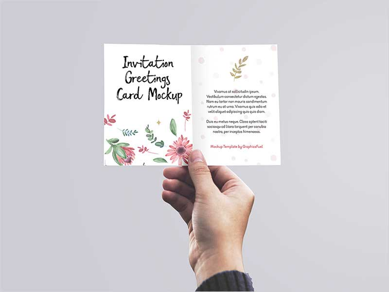 Free-Invitation,-Greeting-Card-Mockup-Psd