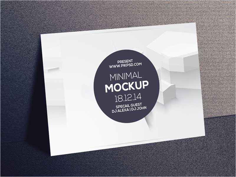 Free-Postcard-&-Invitation-Mockup-Psd