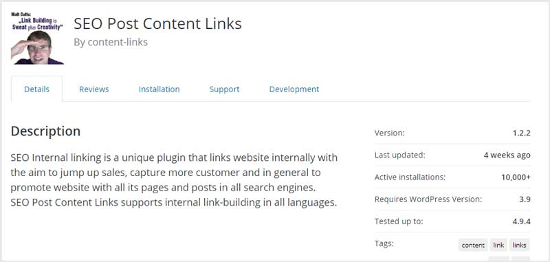 SEO-Post-Content-Links