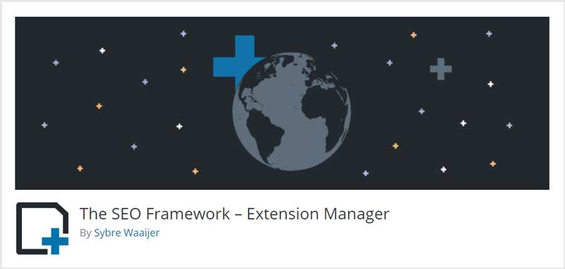 The-SEO-Framework-–-Extension-Manager