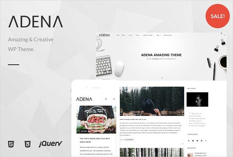 ADENA---Amazing-Blog-WP-Theme