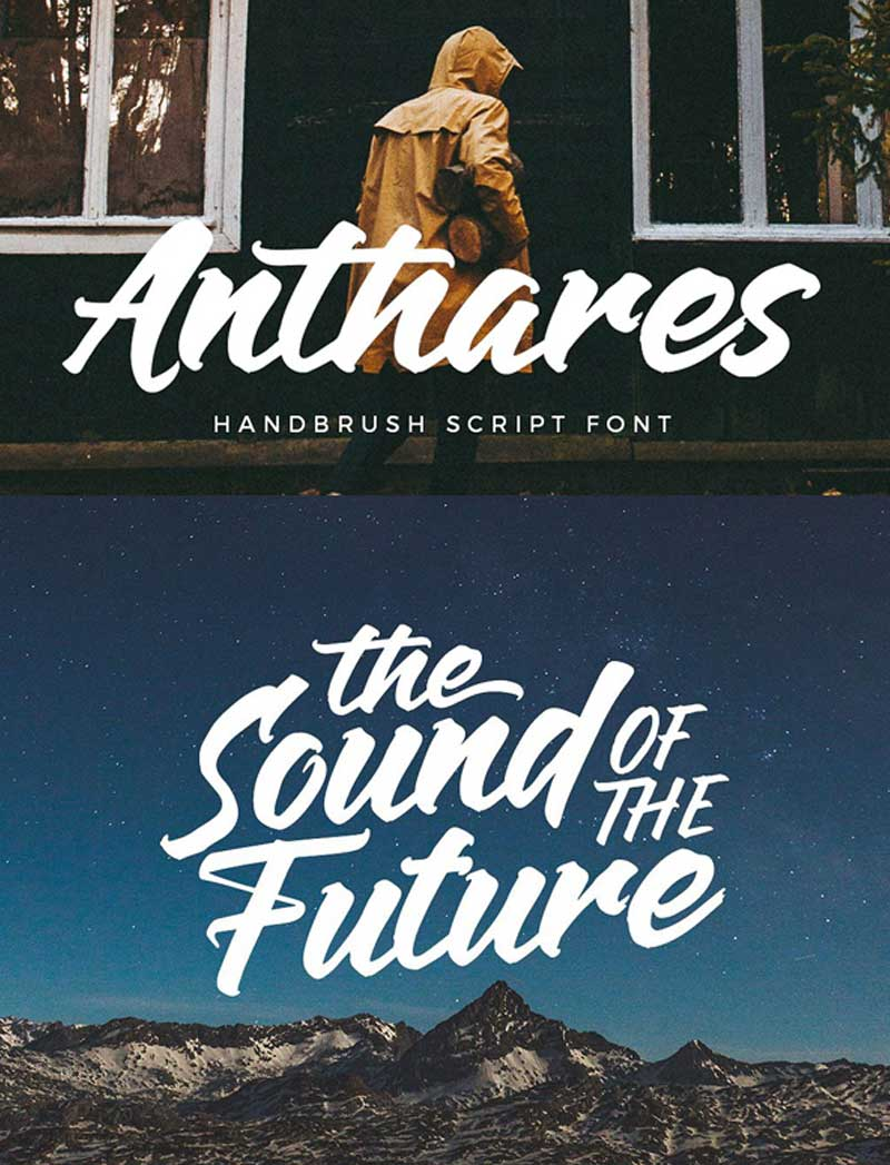 Anthares-Free-Font