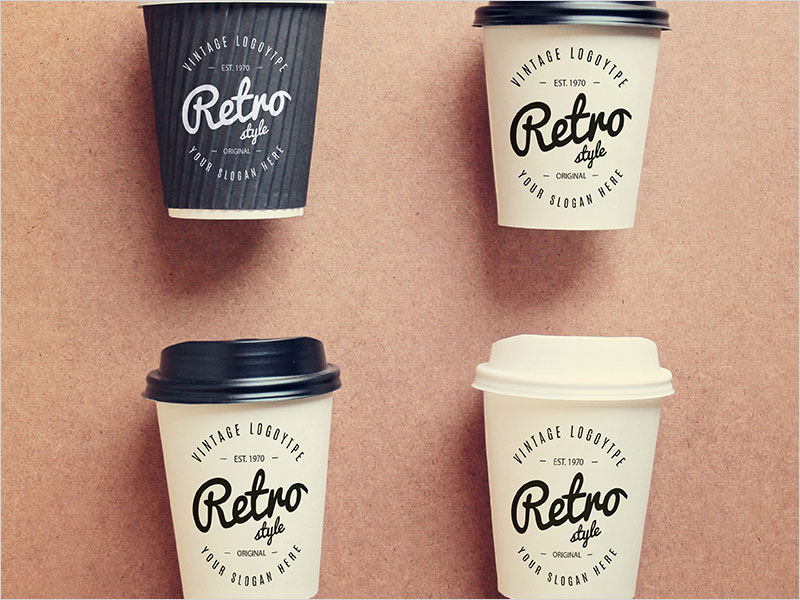 Coffee-cups-collection-mock-up-Free-Psd