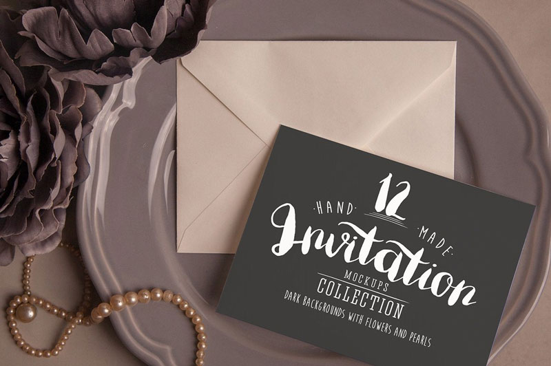 Dark-Background-Invitation-Mockups