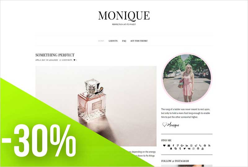Elegant-Wordpress-Theme---Monique