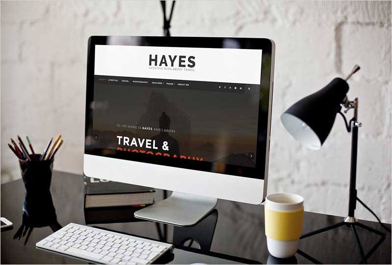 Hayes---WordPress-Blog-Theme
