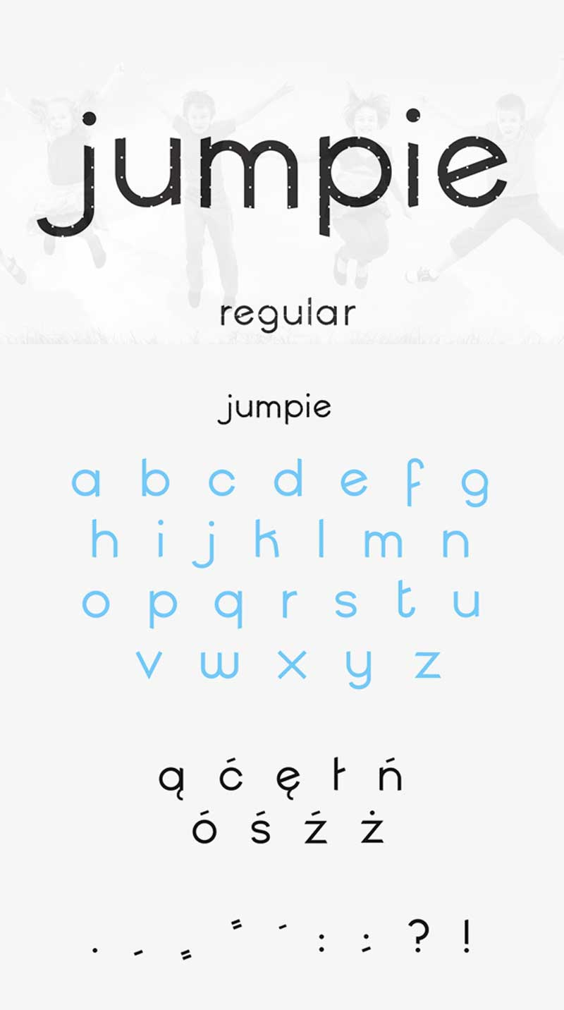 Jumpie-Free-Font