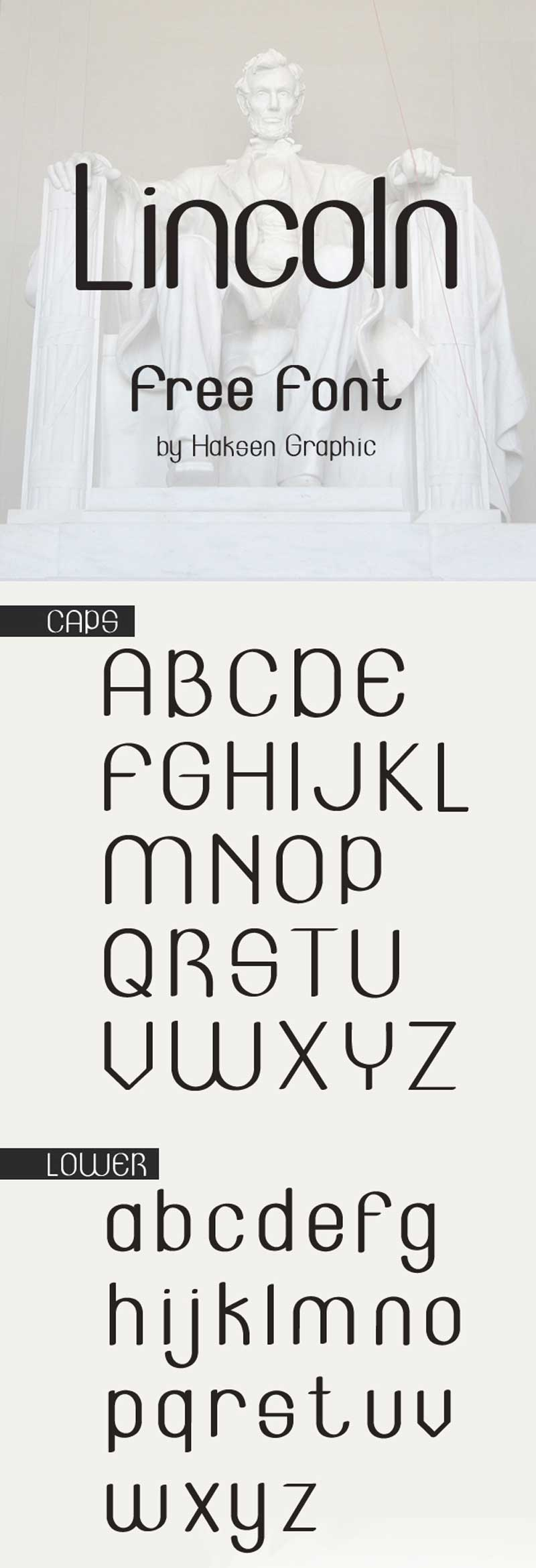 Lincoln-Free-Font