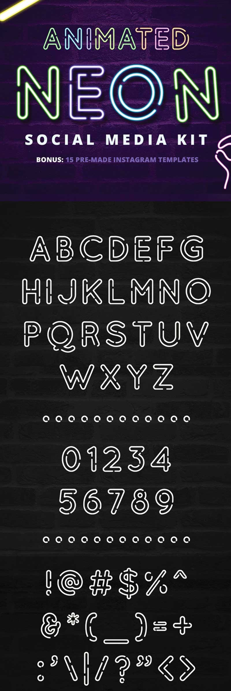 Neon-One-Free-Font
