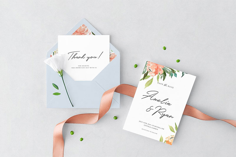 Wedding-Greeting-&-Invitation-Card-Mockups