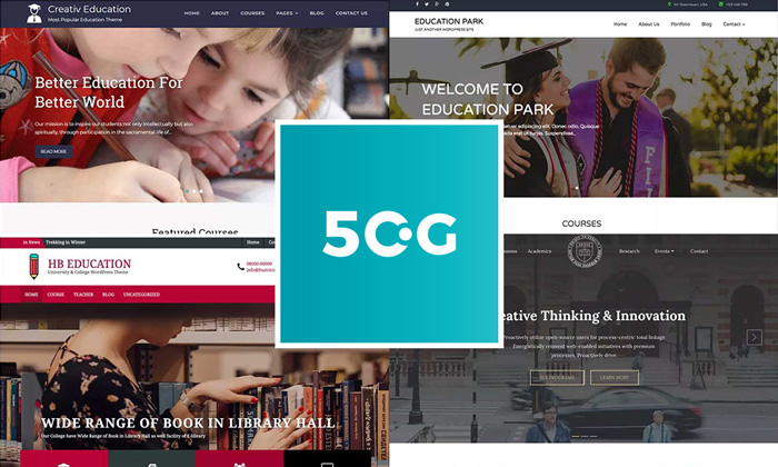 50-Free-Most-Demanded-Educational-WordPress-Themes