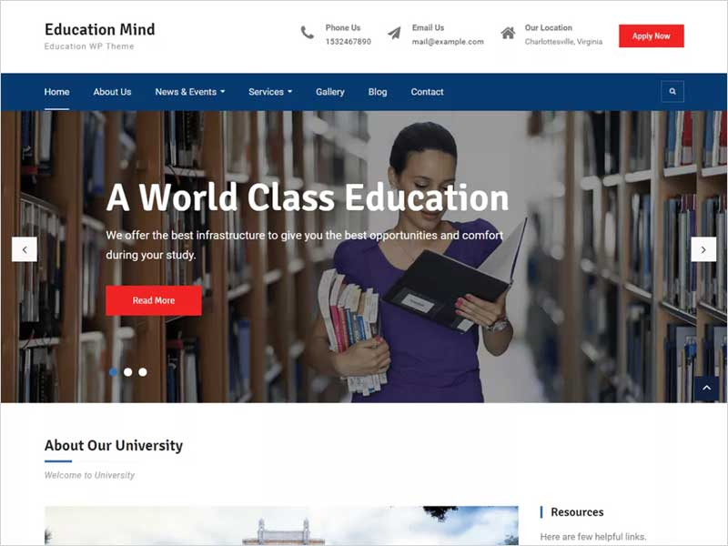 Education-Mind