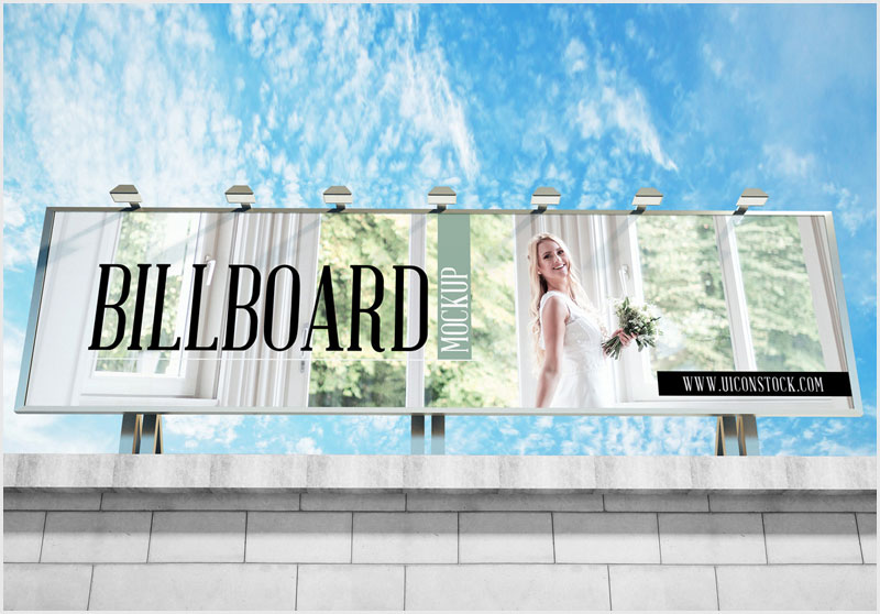 Free-Building-Top-Billboard-Mockup-2018