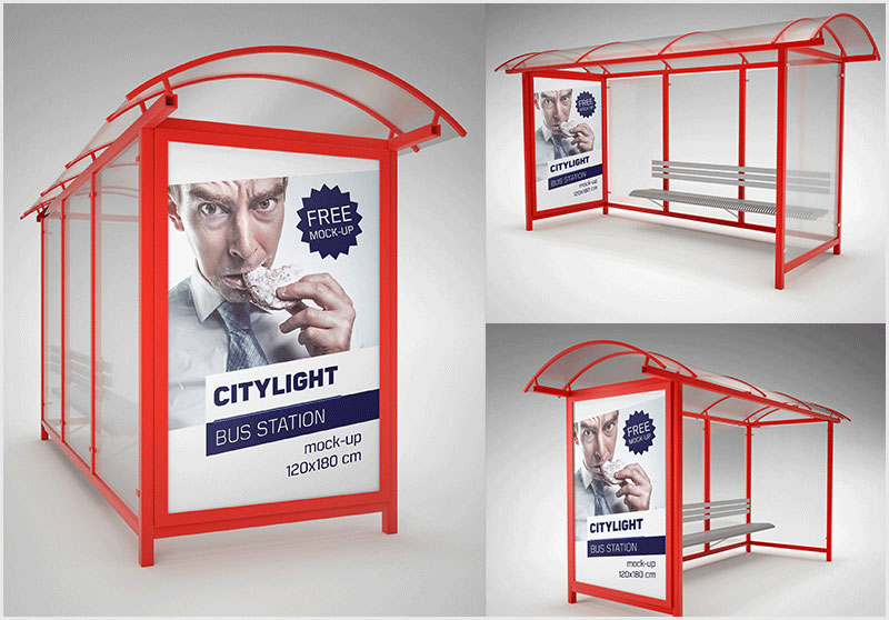 Free-Bus-Station-Mockup-For-Outdoor-Advertisement