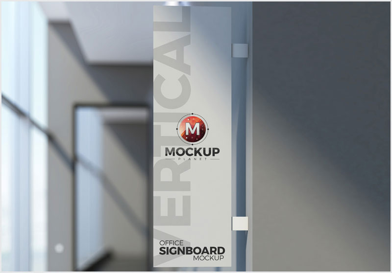 Free-Office-Vertical-Signboard-PSD-Mockup