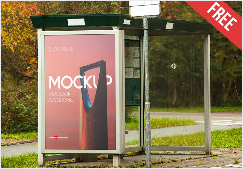 Free-Outdoor-Advertising-Mock-up-in-PSD
